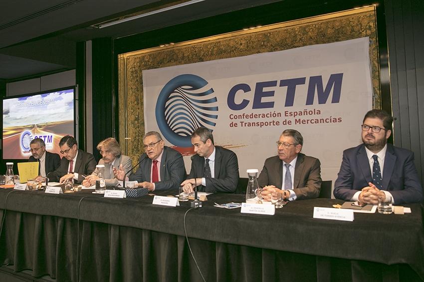 La CETM solicita a Pedro Sánchez un paquete de medidas económicas extraordinarias.