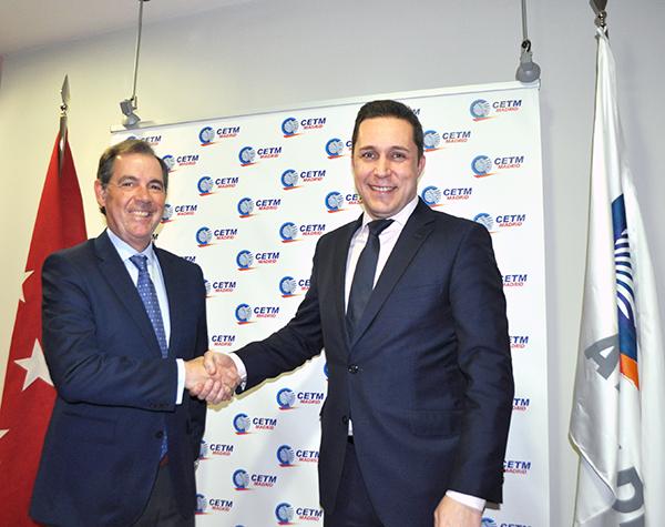 CETM-Madrid ofrecerá a sus asociados un servicio de Protección de Datos