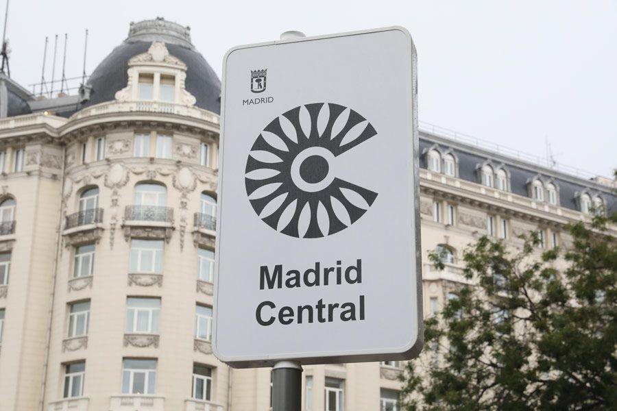 El transporte de mercancías de Madrid muestra su más profunda decepción por la falta de avances respecto a Madrid Central