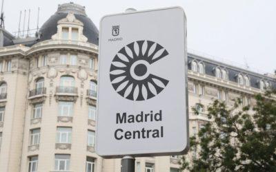 Comunicado de CETM-Madrid sobre las modificaciones anunciadas por el Ayuntamiento sobre Madrid Central