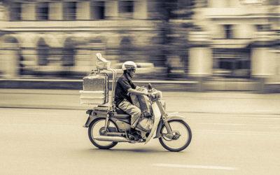 CETM-Madrid exige la intervención de la Inspección ante el uso de vehículos que aportan los trabajadores en empresas de mensajería y logística