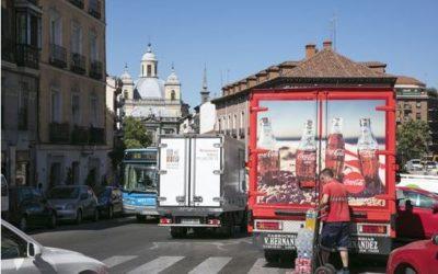 El transporte de mercancías por carretera de Madrid, esperanzado ante el Plan municipal de Ayudas a la  Renovación de Flotas