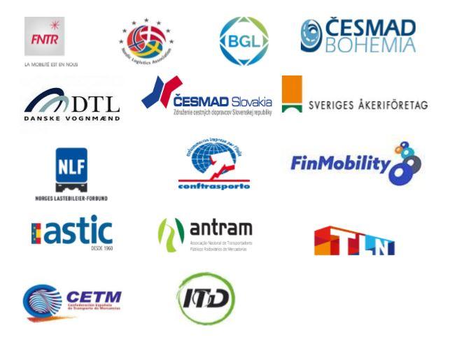 CETM SE UNE A 15 ASOCIACIONES DE TRANSPORTE INTERNACIONAL PARA PEDIR A BRUSELAS QUE CONCLUYA EL PAQUETE DE MOVILIDAD