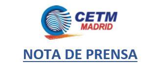 CETM-Madrid, menospreciado por las administraciones  después de que los trabajadores del sector del transporte de  mercancías por carretera sigan sin ser vacunados