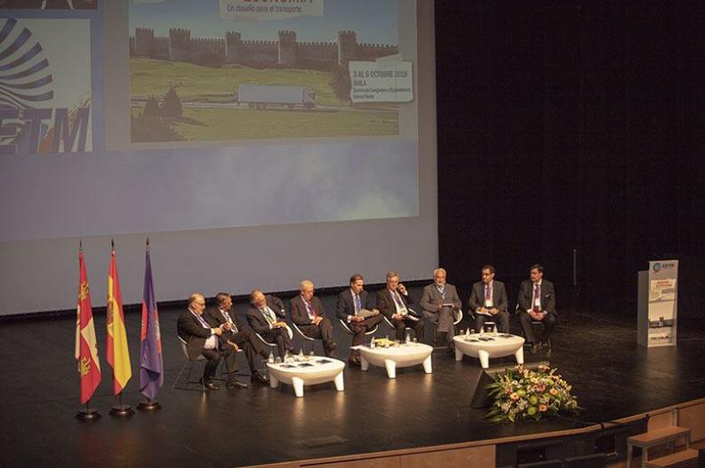 SE RETRASA LA CELEBRACIÓN DEL 18 CONGRESO NACIONAL DE EMPRESARIOS DE TRANSPORTE