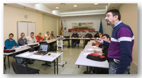 FALLECE NUESTRO COMPAÑERO Y AMIGO MIGUEL ÁNGEL RODELGO,  FORMADOR DE CEFTRAL-CETM