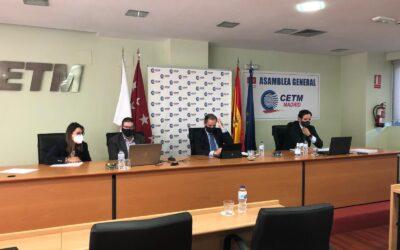 """CETM-Madrid apuesta por el diálogo, por """"aguantar y perseverar"""" en las negociaciones con los cargadores"""