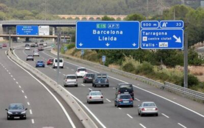 Cataluña levanta las restricciones a la circulación de camiones en la ap-7, ap-2, c-25 y a-2