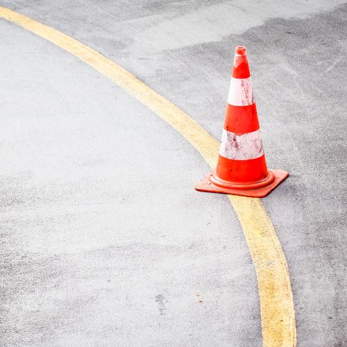 Afecciones al tráfico en la n-121-a del 15 al 21 de febrero