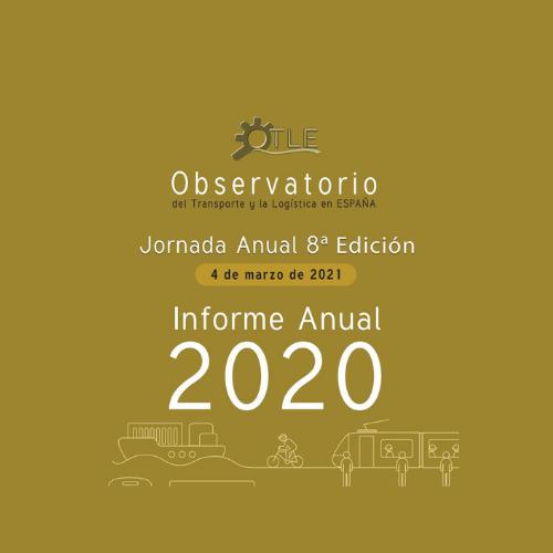 Celebración de la jornada anual del observatorio de transporte y logística de España