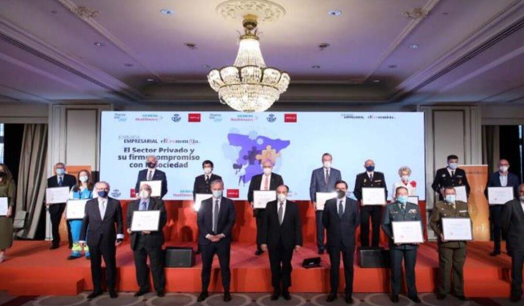 ACTE homenajeada en los Premios 'Héroes de la pandemia'