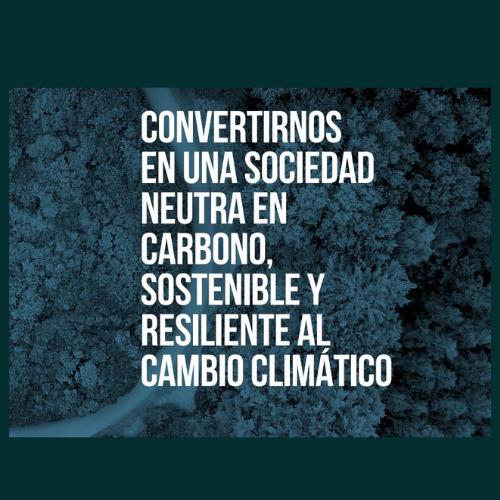 Pedro Sánchez presenta el plan 2050 con la aspiración de que España se convierta en una sociedad neutra en carbono