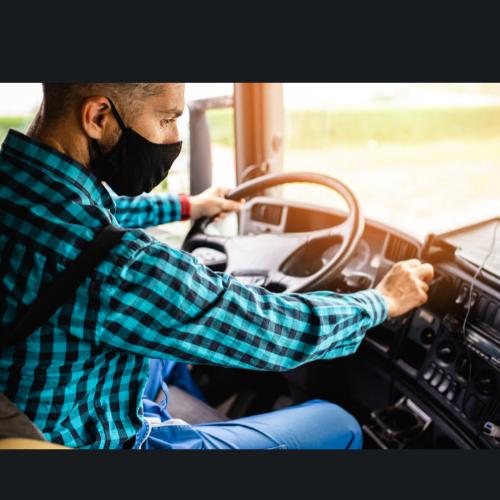 El transporte muestra su compromiso para mejorar las condiciones de los profesionales del sector mediante la Carta del Conductor