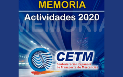 Memoria de actividades CETM