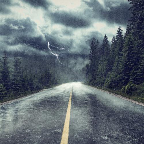 Continúa la alerta por lluvias y tormentas en gran parte de España