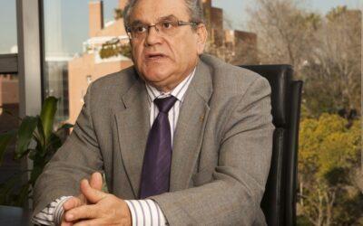 """Ovidio de la Roza, reelegido presidente de la CETM: """"El transporte de  mercancías necesita con urgencia pasar de las palabras a los hechos"""""""