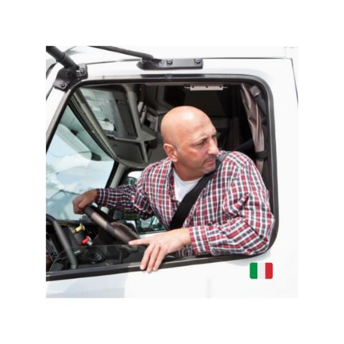 Posible protesta de los conductores italianos el próximo 27 de septiembre